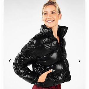 Fabletics puffer coat